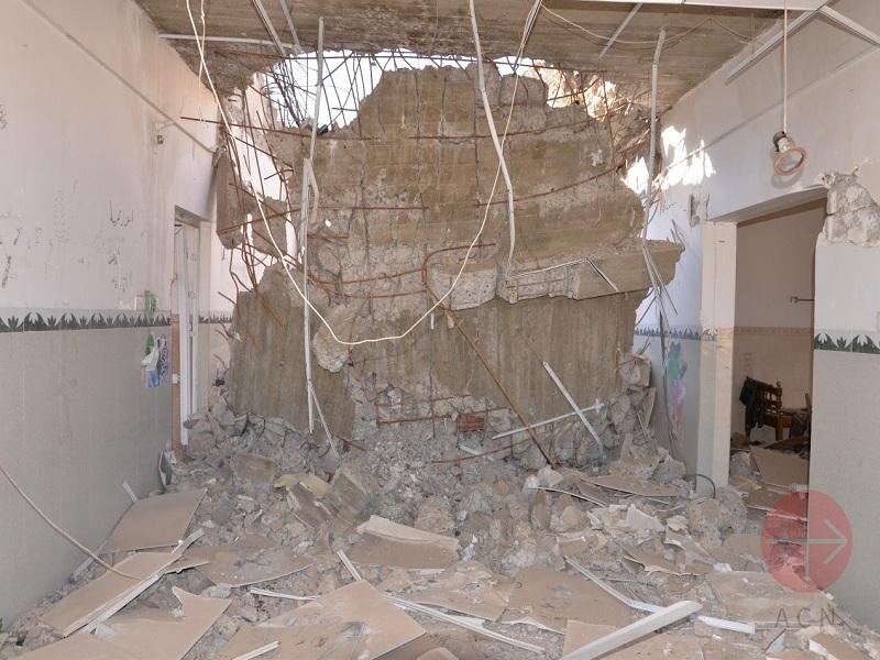 Irak kinder destruido web