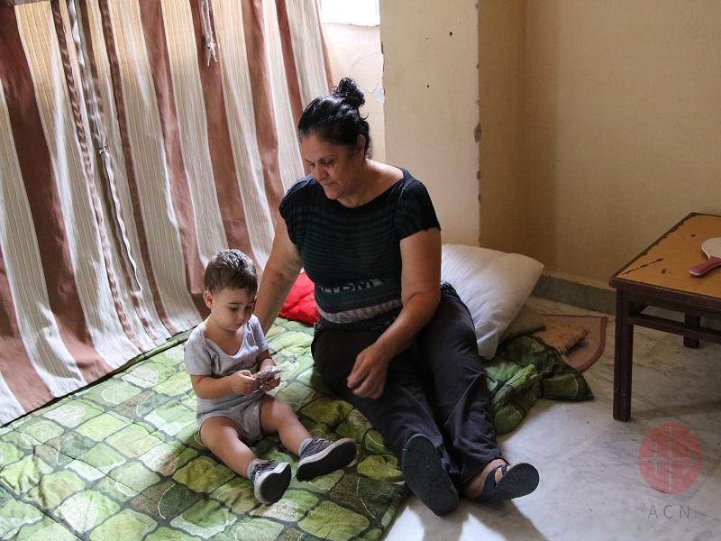 Líbano Beirut Georgette y su nieto web
