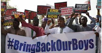 Nigeria bring our boys back