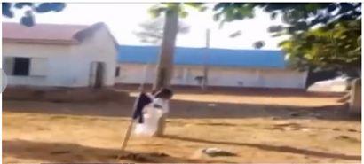 Nigeria colegio del secuestro del 11 de dic