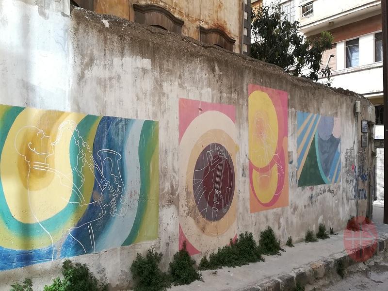 Siria calle pintada 2 web