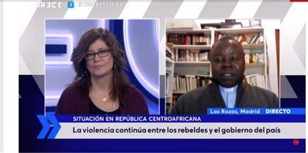 CAR entrevista en COPE a padre Gaetán