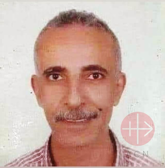 Egipto The victim of Alexandria attack Ramsis Bouls Hermina (47 years old)