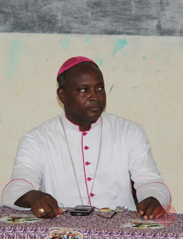 Burkina Faso monseñor Dabire