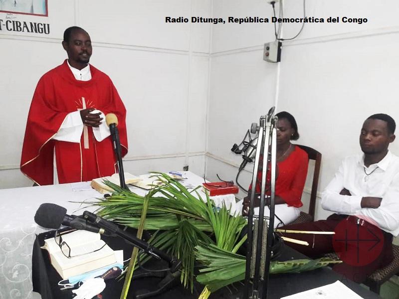 Domingo de Ramos Congo Radio Ditunga web