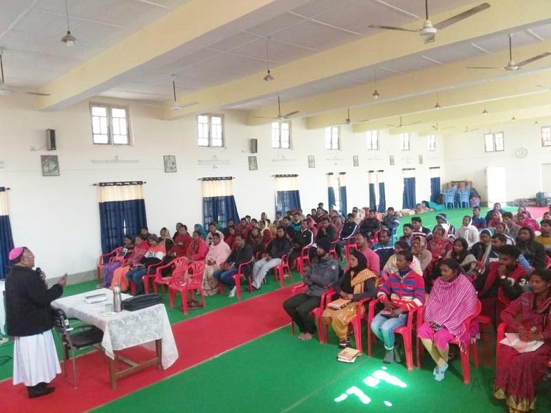 India grupo en catequesis matrimonial web