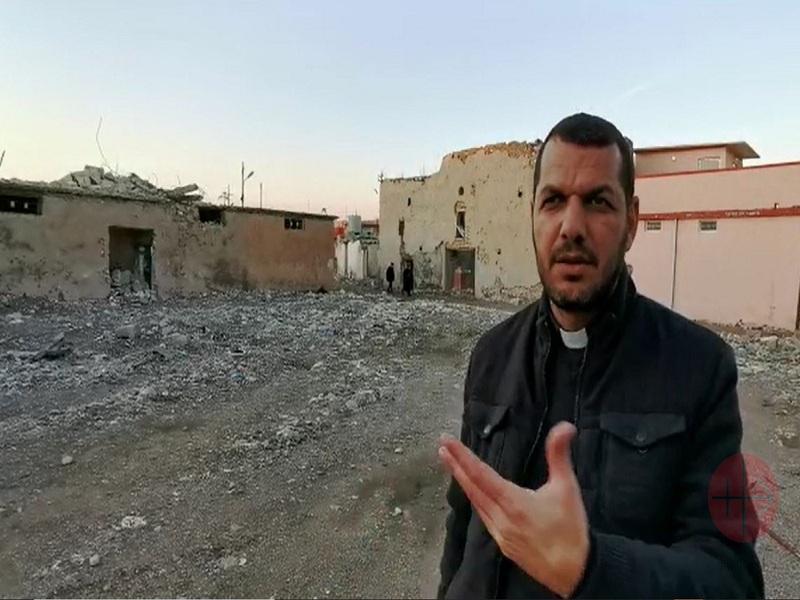 Irak Fr. Aram Rameel Hanna web