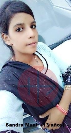 Pakistán niña secuestrada Samra Munir 13 años
