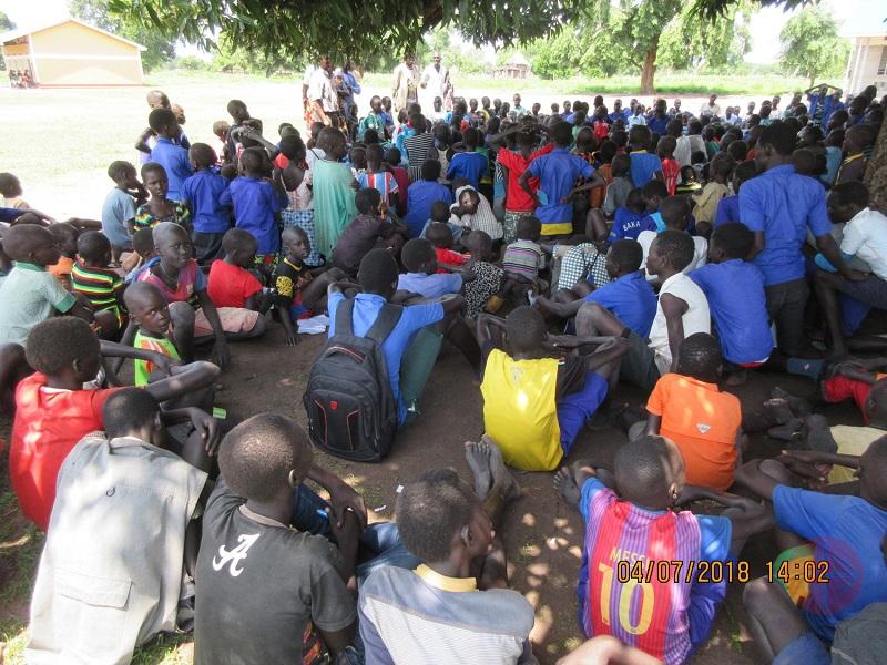 Sudan del Sur Rumbek catequesis web