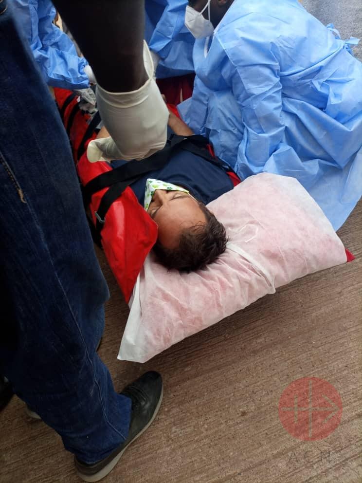 Sudan del Sur obispo herido es trasladado