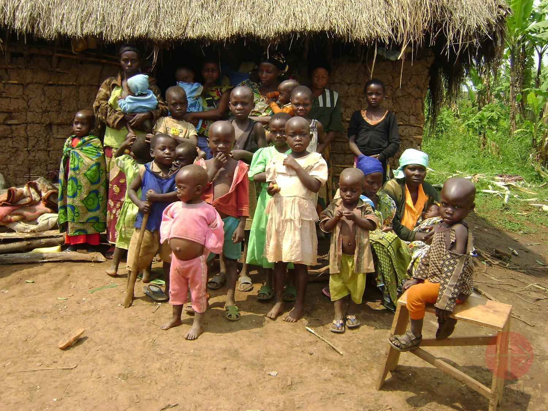 Congo Beni refugiados