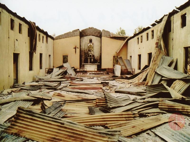 Nigeria Maidiguri Renovation of the seminary chapel at St. Joseph minor seminary web