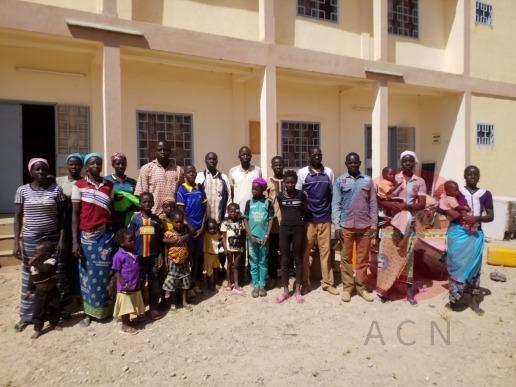 catequistas Burkina Faso