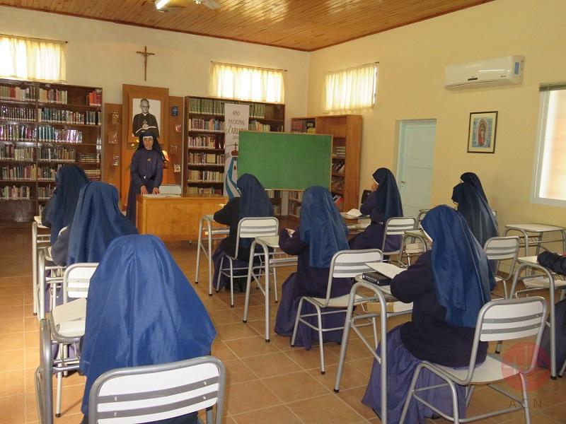 Argentina religiosas en clases web