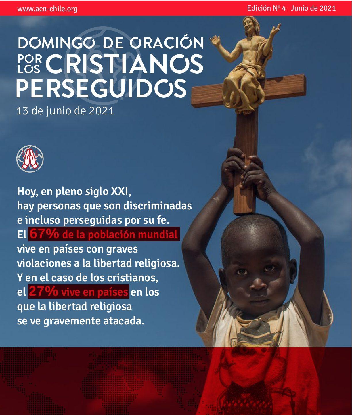 DOMINGO DE ORACIÓN POR LA IGLESIA PERSEGUIDA
