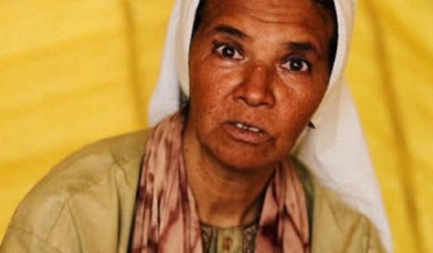 Colombia Mali hermana Gloria Narvaez