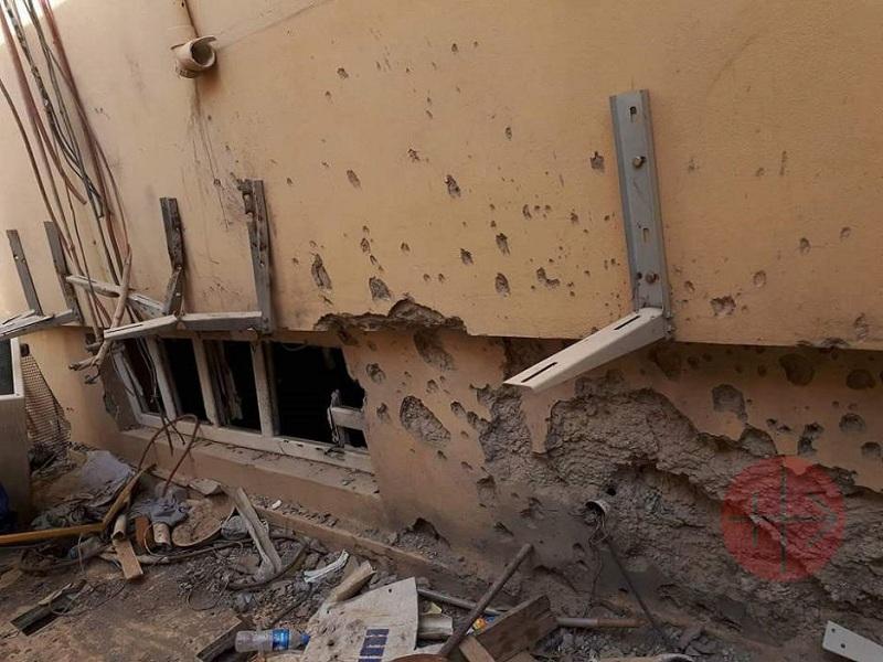 Irak jardin infantil bombardeado web