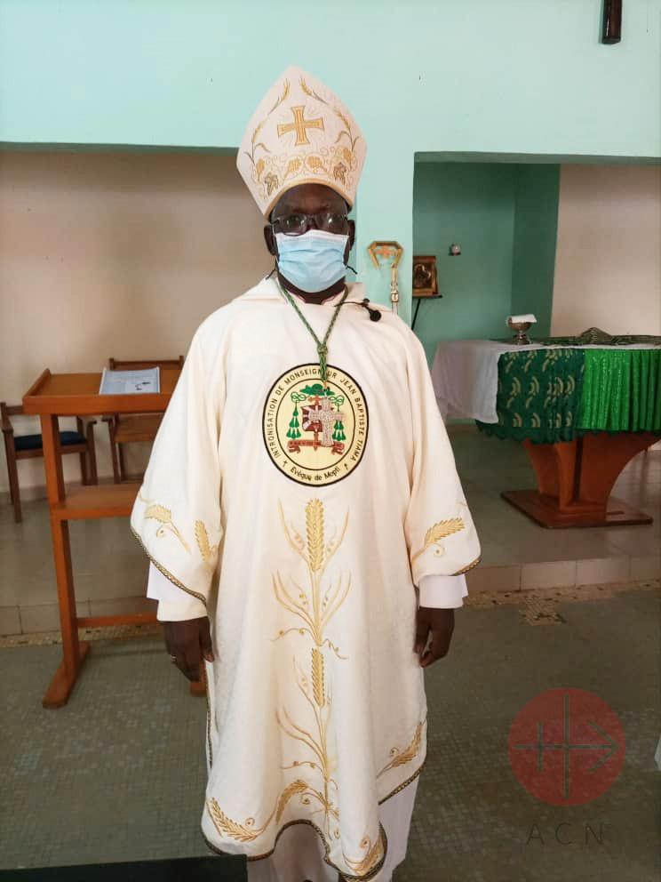 Mali Monsignor Jean Baptiste Tiama