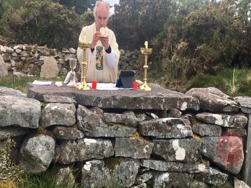 Irlanda Misas en las rocas 3