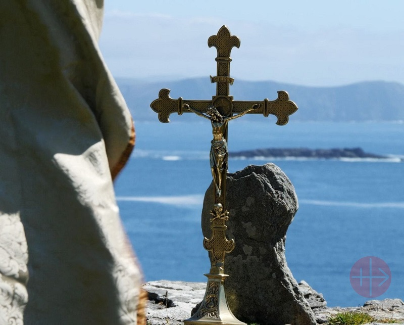 Irlanda misa en las rocas 5