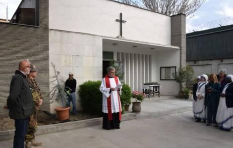 Afganistán Kabul sacerdote